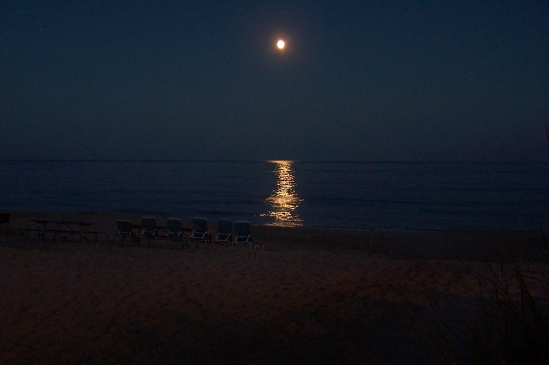 full moon montauk 2005