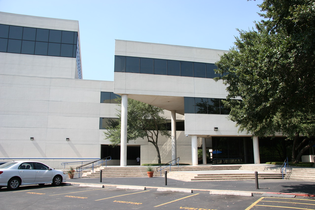 Austin American-Statesman Newspaper Building