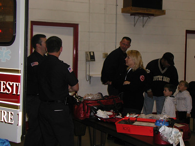 2005-10-11 Fire Department Open House