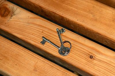 Someone lost their evil metal skeleton keys