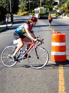2005 Cadboro Bay Triathlon - McCloy wins