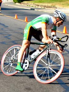 2005 Cadboro Bay Triathlon - Michael Gill