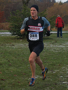 2005 Canadian XC Championships - Richard Lee now 6th behind John Holliday
