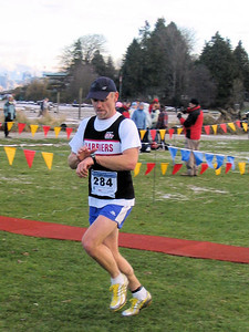 2005 Canadian XC Championships - Healy now alone in 4th, not far behind