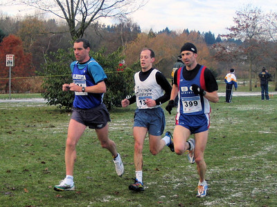 2005 Canadian XC Championships - They were this close 'til the last lap
