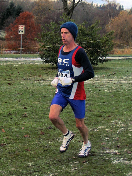 2005 Canadian XC Championships - Herb Phillips