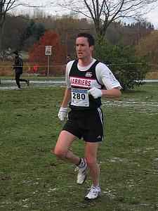2005 Canadian XC Championships - Gord Christie - 2:14 marathoner