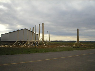 2005 Dick's Hanger Construction