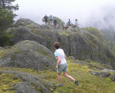 Mt. Work Run - March 27, 2005 - Pic 4