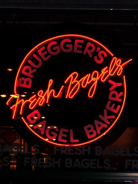 Bruegger's Fresh Bagels