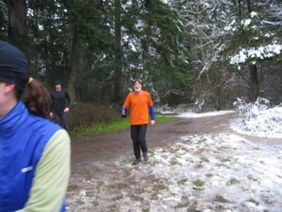2005 New Year's Day Memorial Run - Wilf Dreher