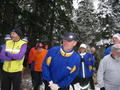 2005 New Year's Day Memorial Run - Todd Healy