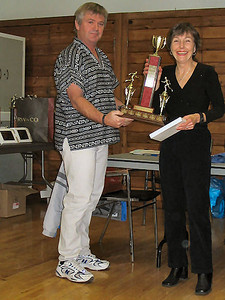 2005 PIH Awards Presentations - Marica Stromsmoe - another Alex Marshall Master of the Year
