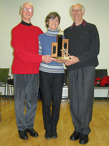 2005 PIH Awards Presentations - The three veterans of the year
