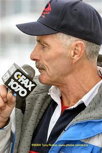 2005 Pioneer 8K - Tony Austin - Bob Reid at the mic