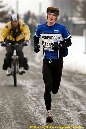 2005 Pioneer 8K - Tony Austin - Travis Chater finishes 10th