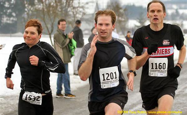 2005 Pioneer 8K - Tony Austin - Charlene Waldner, Steven Shelford and Gary Duncan