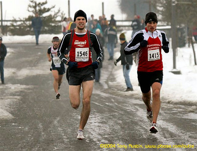 2005 Pioneer 8K - Tony Austin - O'Brien and Milne finish together, just ahead of Osaduik