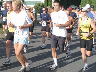 2005 Run Cowichan 10K - Epic form from Gord Christie