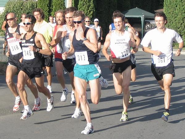 2005 Run Cowichan 10K - Michael Gill