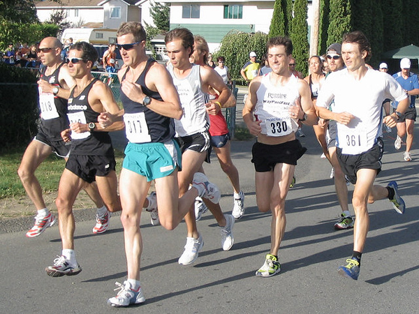 2005 Run Cowichan 10K - Herb Phillips