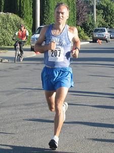 2005 Run Cowichan 10K - Gord Christie