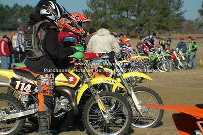 2005 SERA / NATRA New Hope Sod Farm Hare Scramble
