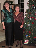 2005 Xmas Party - Jeri and Cher (2)