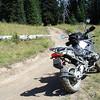 exploring some back back roads near Mt. Rainier