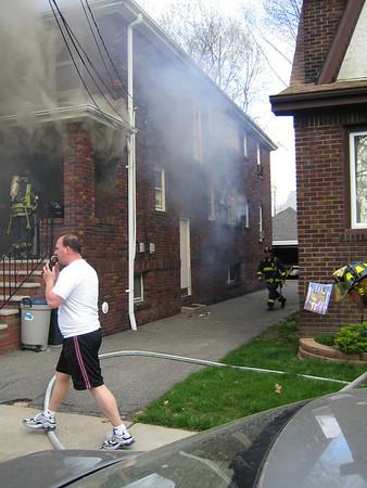 4-21 Cliffside Park House Fire