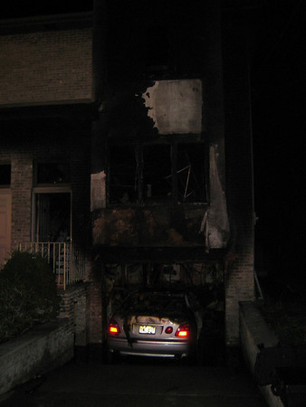 7-31 Fort Lee 2nd St House Fire