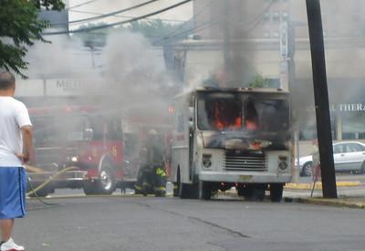 8-10 Cliffside Park Vehicle Fire