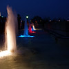 Patriotic Fountains