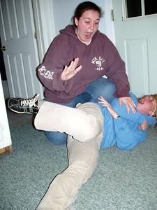 Drunk Stacey Spanks Drunk Rachel