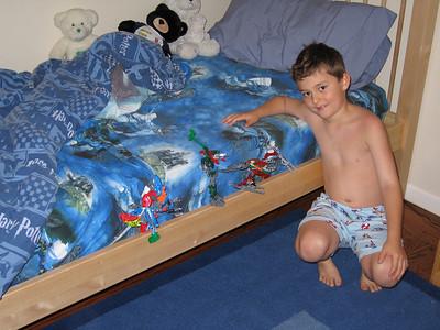 Adam In His Room