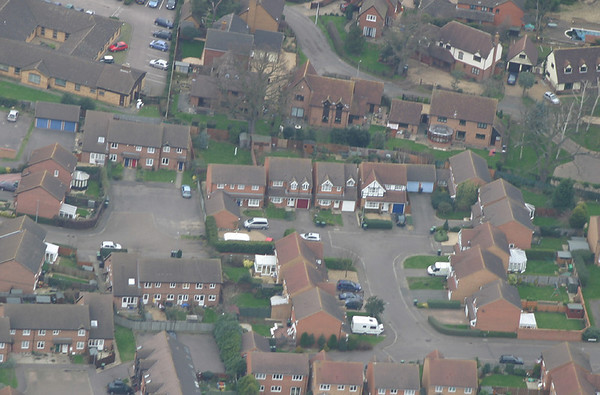 Aerial Shots : 16th February