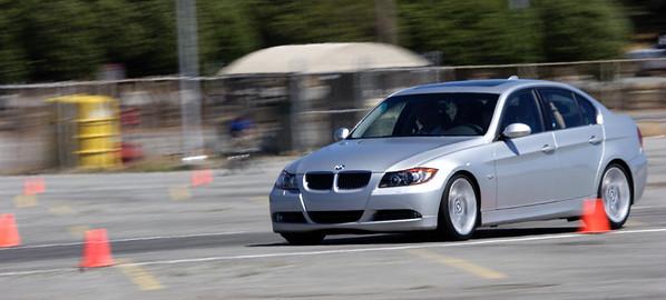 BMW Autocross