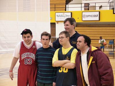 Basketball qualifier 2005