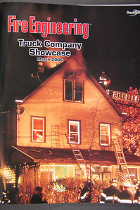 Fire Engineering Magazine - Truck Company Showcase - March 2006