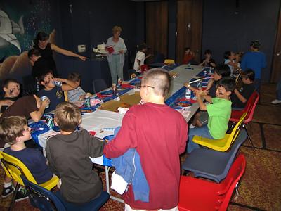 Boys' Birthday Party 2005