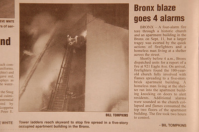 1st Responder Newspaper - NY - December 2005