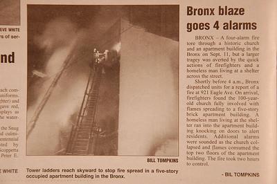 1st Responder Newspaper - NY - December 2005