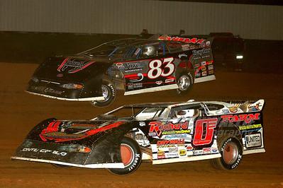 0 Steve Shaver and 83 Scott James