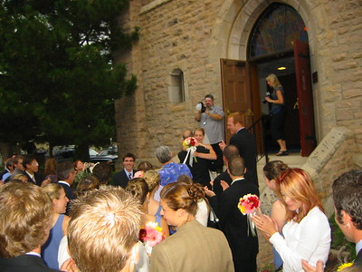 Cathy Wherry Wedding 2005 August