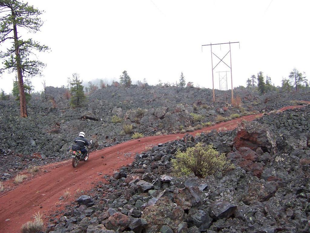 more lava fields