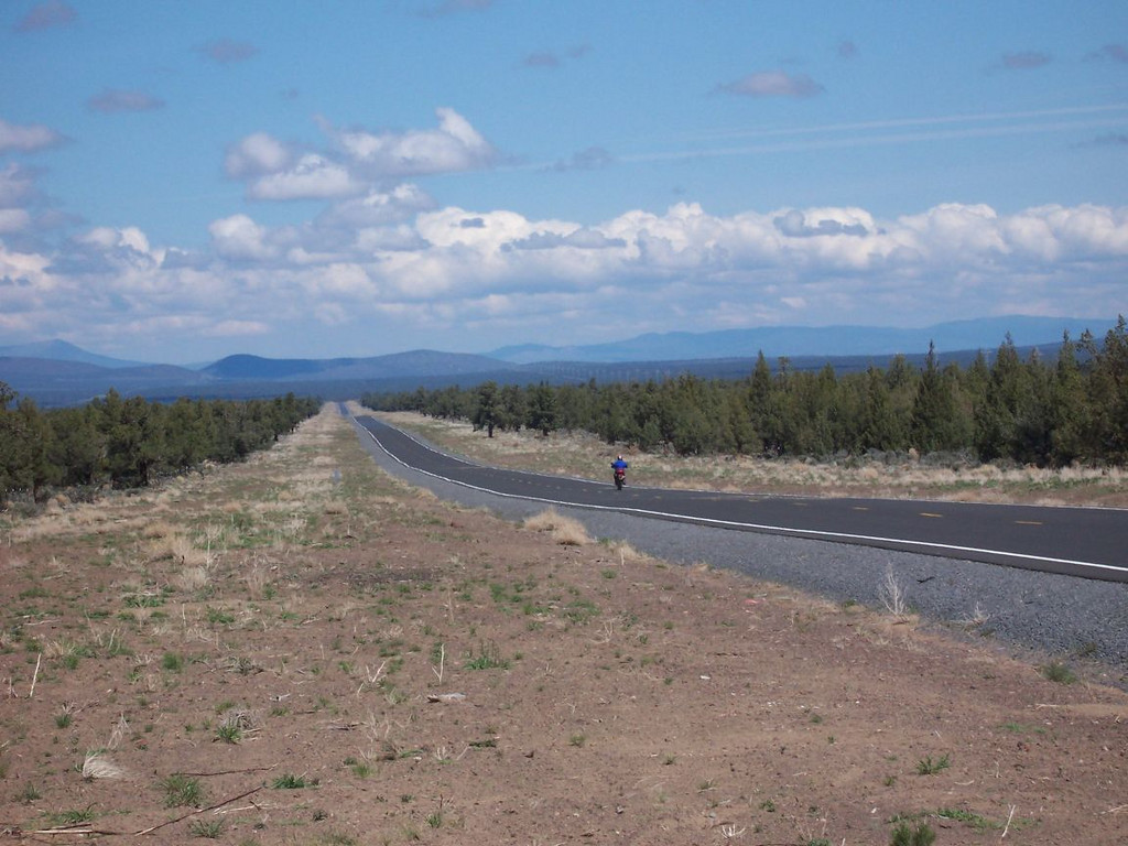 Hwy to Prineville..