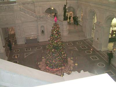Christmas Trip to DC