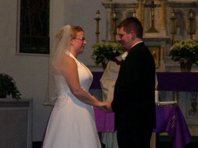 Naomi and Jim's Wedding 12/10/2005