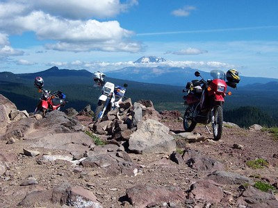 Columbia Gorge Dual Sport Rally
