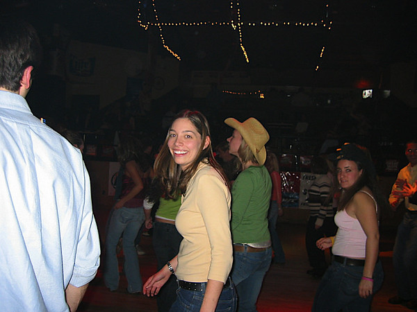 07 - Jaime, Julie and Casey line dancing.JPG